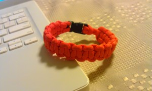 This bracelet has sparked many conversations about MS.